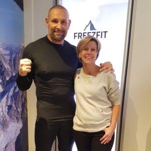 Joop Kasteel voormalig wereldkampioen MMA en Oncologisch Fitness Trainer.